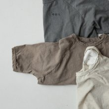 Haru 7 bu T<br>brown<br>『 l'eau 』<br>19SS__XL_only