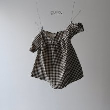small dot + check ops<br>check<br>『guno・』<br>19SS <br>定価<s>4,080円</s>