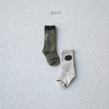 Tres + dot socks set<br>『guno・』<br>19SS