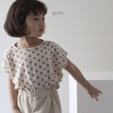 Dot T<br>light beige<br>『guno・』<br>19SS <br>定価<s>1,600円</s>