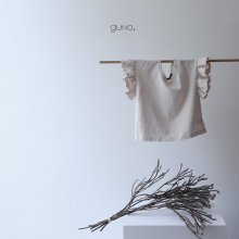 Frill T<br>ivory<br>『guno・』<br>19SS <br>定価<s>1,800円</s><br>XS