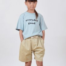 2 tack short pt<br>beige<br>『GENERATOR』<br>19SS <br>定価<s>2,916円</s><br>S/M