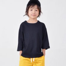7 bu waffle T<br>black<br>『GENERATOR』<br>19SS <br>定価<s>2,592円</s><br>S/M/L