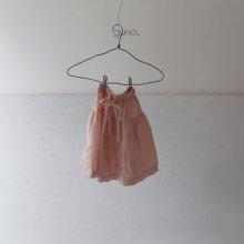 shiro muji skirt<br>peach pink<br>『 l'eau 』<br>19SS