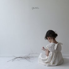 back ribbon ops <br>ivory<br>『guno・』<br>19SS <br>M