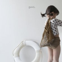 guno girl swimsuit set <br>『guno・』<br>19SS <br>XL
