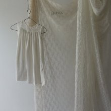 france ops<br>ivory<br>『guno・』<br>19SS <br>定価<s>4,200円</s><br>XS/S/XL