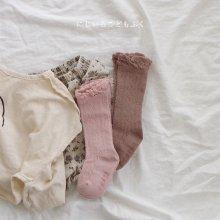 Summer kneesocks set<br>2 color 1 set<br>『 Doremi 』<br>19SS