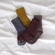 Rib socks set<br>Modan set<br>『Team』 <br>19SS <br>______Restock