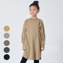 PLAIN L/S OPS<br>5 color<br>『FOV』<br>19FW <br>定価<s>2,420円</s>