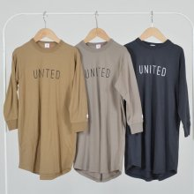 UNITED L/S OPS<br>3 color<br>『FOV』<br>19FW