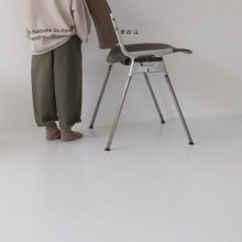 button pt<br>khaki<br>『 l'eau 』<br>19FW 定価<s>3,200円</s><br>