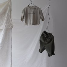 Amor T<br>light beige<br>『 l'eau 』<br>19FW