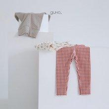 guno leggings<br>dot、red check、flora<br>『guno・』<br>19FW