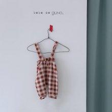 bebe retro pt<br>red<br>『bebe de guno・』<br>19FW <br>定価<s>3,080円</s>