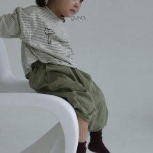 3 style T<br>stripe<br>『guno・』<br>19FW <br>定価<s>1,900円</s><br>XS/L