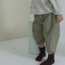 pocket pt <br>khaki<br>『guno・』<br>19FW <br>定価<s>3,200円</s><br>XS/M/XL