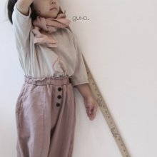 soso T <br>light beige<br>『guno・』<br>19FW <br>定価<s>1,900円</s><br>
