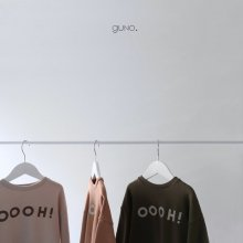 OOOH!T <br>light beige<br>『guno・』<br>19FW 定価<s>2,600円</s><br>L/XL