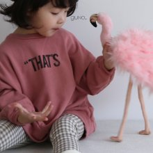 That's T<br>pink<br>『guno・』<br>19FW <br>XS/L
