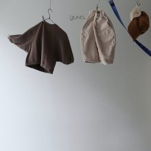 Simple T<br>brown<br>『guno・』<br>19FW