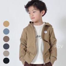 Zip up hoodie<br>6 color<br>『FOV』<br>19FW