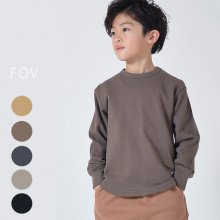 PLAIN  Sweatshirt<br>5 color<br>『FOV』<br>19FW