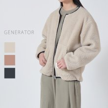 No collar bore JK<br>3 color<br>『GENERATOR』<br>19FW<br>定価<s>4,950円</s>