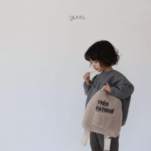 tres bag<br>light beige<br>『guno・』<br>19FW