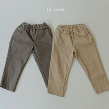 STRETCH PANTS<br>2 Color<br>『La Camel』<br>19FW <br>定価<s>2,900円</s>