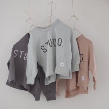 STUDIO L/S T<br>3 color<br>『FOV』<br>20PS