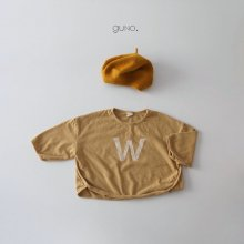 WT<br>mustard <br>『guno・』<br>20SS