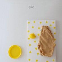 small check pt<br>yellow<br>『guno・』<br>20SS