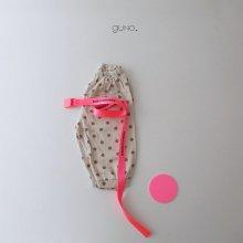 spring dot pt <br>pink dot<br>『guno・』<br>20SS