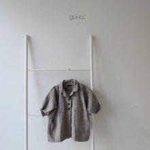 maki jacket<br>brown<br>『guno・』<br>20SS