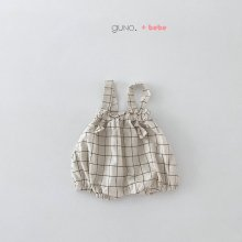 strap bloomer<br>black check<br>『bebe de guno・』<br>20SS<img class='new_mark_img2' src='https://img.shop-pro.jp/img/new/icons13.gif' style='border:none;display:inline;margin:0px;padding:0px;width:auto;' />