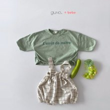 bebe metro T<br>green<br>『bebe de guno・』<br>20SS<img class='new_mark_img2' src='https://img.shop-pro.jp/img/new/icons13.gif' style='border:none;display:inline;margin:0px;padding:0px;width:auto;' />