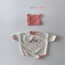 action suit <br>pink<br>『bebe de guno・』<br>20SS<img class='new_mark_img2' src='https://img.shop-pro.jp/img/new/icons13.gif' style='border:none;display:inline;margin:0px;padding:0px;width:auto;' />