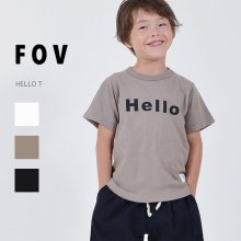 Hello T<br>3 color<br>『FOV』<br>20SS