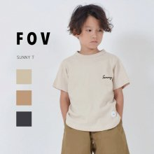 Sunny T<br>3 color<br>『FOV』<br>20SS
