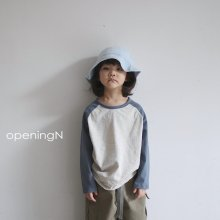 S mix T<br>navy / light wine<br>『opening N』<br>20SS