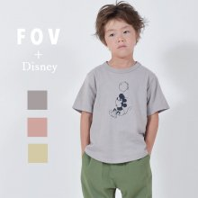 Balloon Mickey T<br>3 color<br>『FOV + Disney』<br>20SS<br>Restock