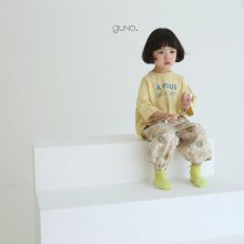 20 flora pt<br> light yellow<br>『guno・』<br>20SS<br>L/XL
