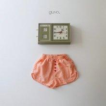 color short pt<br>orange<br>『guno・』<br>20SS
