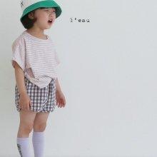 summer stripe T<br>vioret<br>『l'eau』<br>20SS
