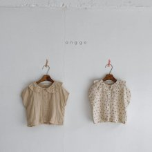 Herbal Blouse<br>2 color<br>『anggo』<br>20SS
