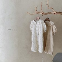 Herb Dress<br>2 color<br>『anggo』<br>20SS <br>定価<s>4,080円</s> <br>beige/ S