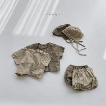 Bebe Cinnamon set<br>2 color<br>『anggo』<br>20SS <br>定価<s>4,080円</s><br>S/L
