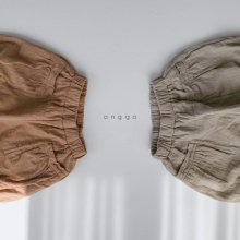 Muffin Pants<br>2 color<br>『anggo』<br>20SS