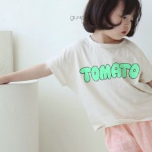 tomato T<br>ivory<br>『guno・』<br>20SS 【STOCK】S